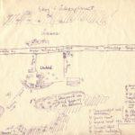 Åkes karta över Lindebol