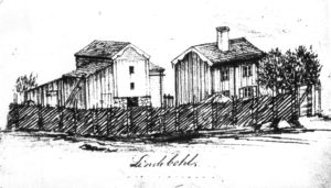 Teckning Lindebohl